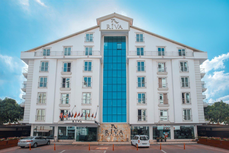 Riva Reşatbey Business Hotel
