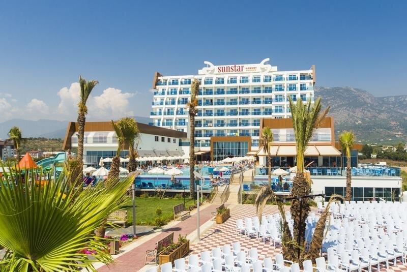 Sun Star Beach Hotel