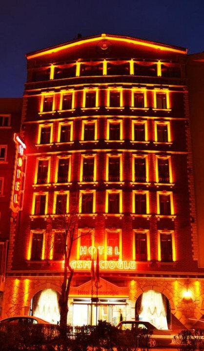 Basmacioglu Hotel Isparta