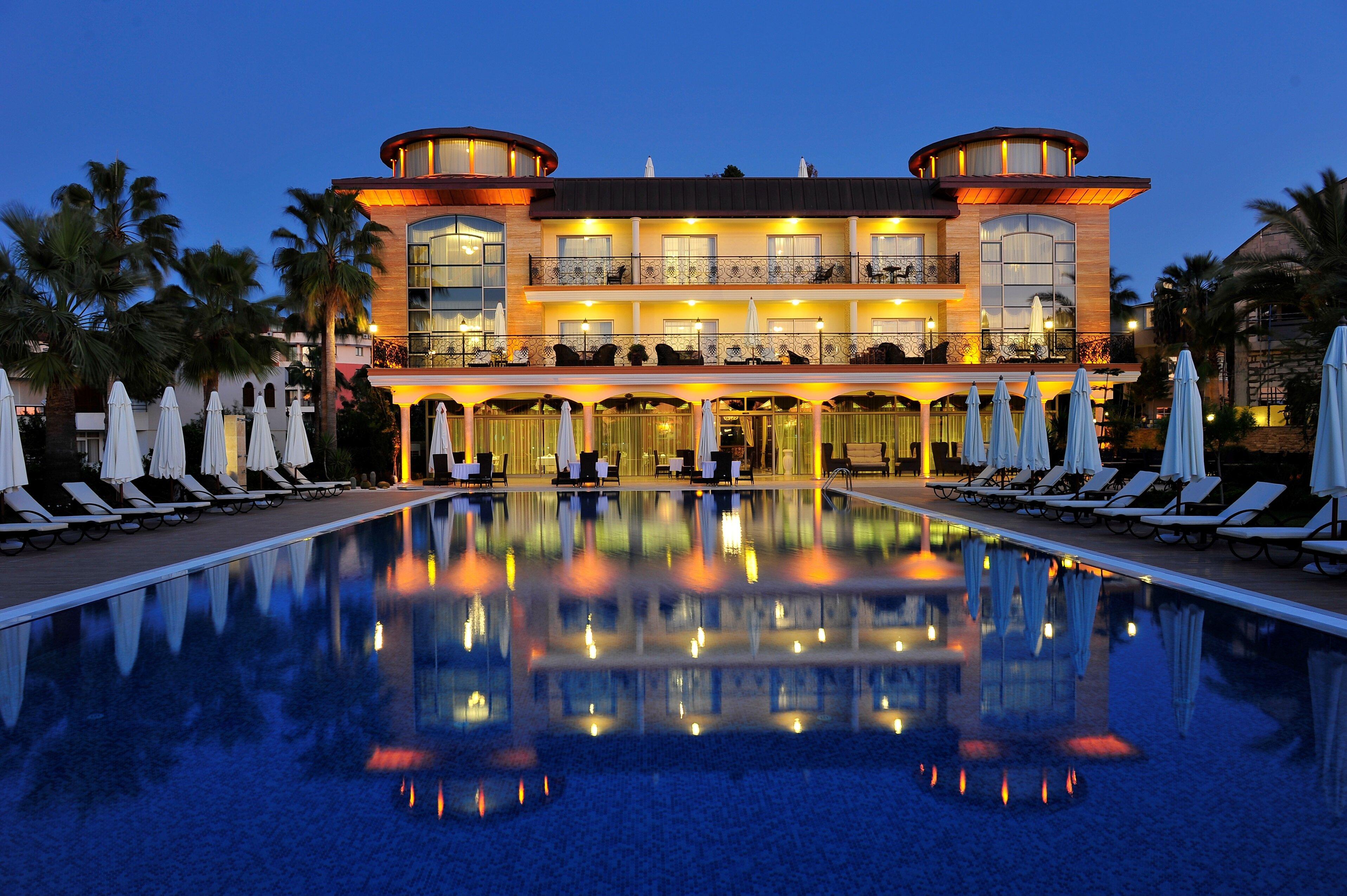Villa Augusto Butik Hotel Spa