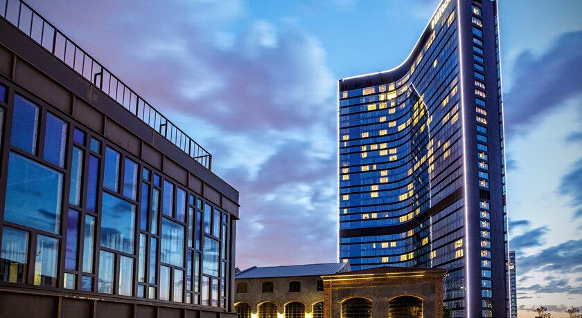 Hilton İstanbul Bomonti Hotel & Convention Center
